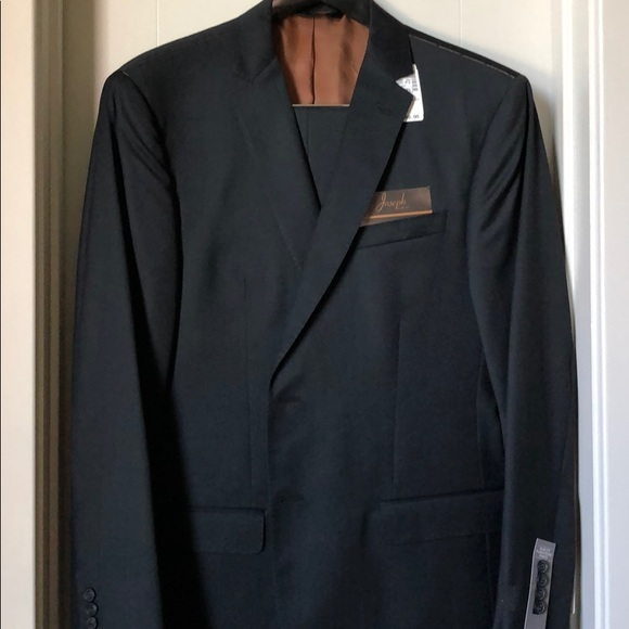 Jos. A. Bank Other - Jos. A Bank Slim Fit Navy Plaid Check Suit